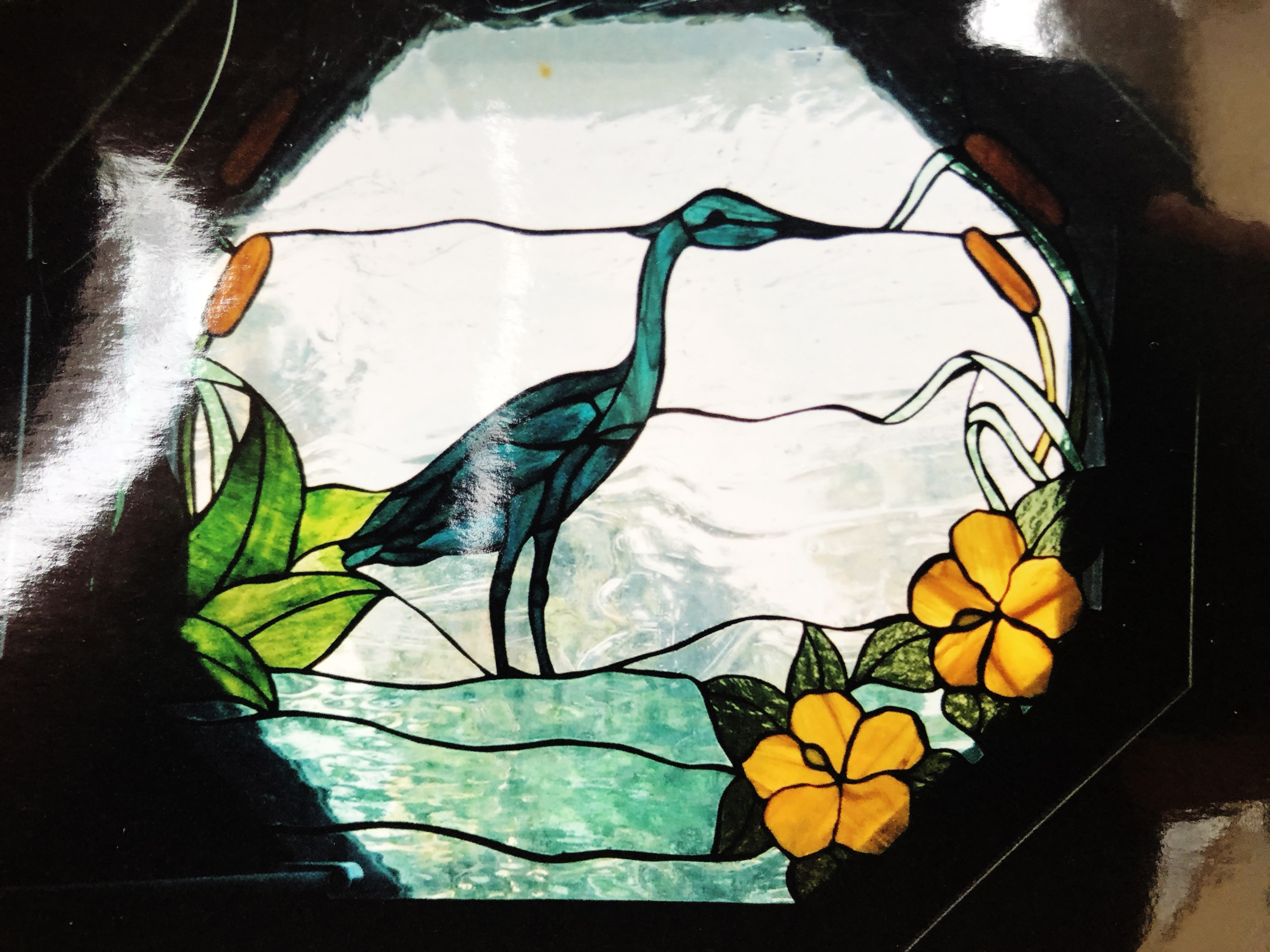 Stained Glass Passion,Bird