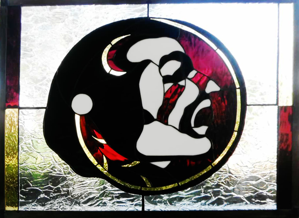Stained Glass Passion, FSU Panel