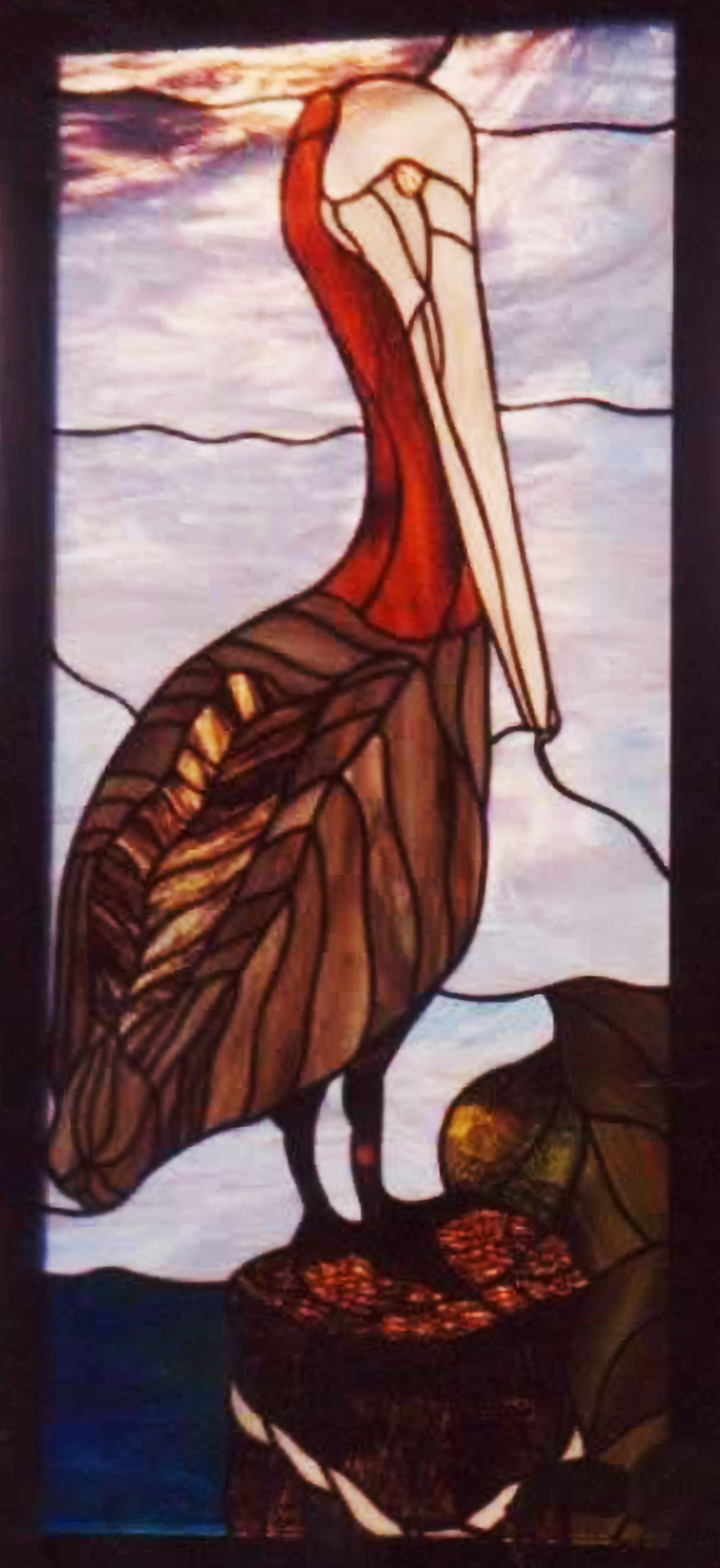 Stained Glass Passion, Pelican